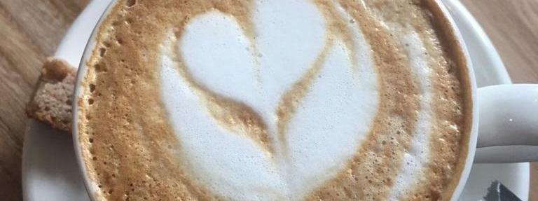 Tijd voor een kopje cappuccino